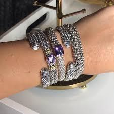 white topaz bracelet images Lagos silver sterling white topaz caviar beaded cuff bracelet jpg