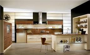cuisine bois laqué cuisine contemporaine en plaqué bois laquée primo 794 nobilia
