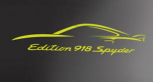 porsche turbo logo porsche 911 turbo s edition 918 spyder extravaganzi