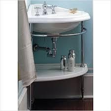 Corner Units For Bathrooms Best 25 Corner Bathroom Storage Ideas On Pinterest Bathroom