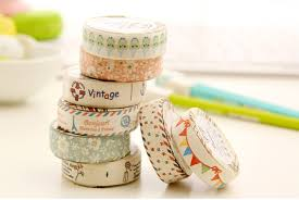 Decorative Scotch Tape Buy 27 Sheets Decorative Masking Sticker Set Labeling Craft