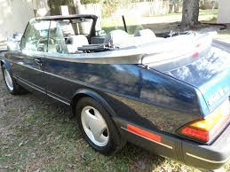 saab 900 convertible semi retirement sale 1993 saab 900 turbo convertible florida 68mi