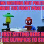 Spiderman Desk Meme - lego spiderman desk meme generator imgflip