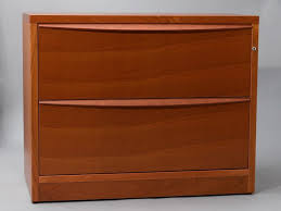 File Cabinet 2 Drawer Wood by File Cabinet Office Drawers And Square Wooden Handle For Home