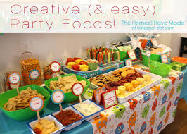 Filipino Christmas Party Themes Monster Party Spotlight On Food Monster Party Spotlight And