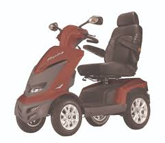 the royale mobility scooter 4 wheel various colours large