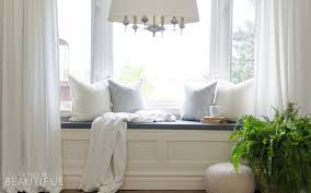 Bay Window Cushion Seat - bay window space ideas diy bench seat pictures on astounding diy