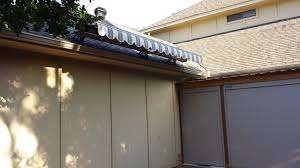 White Awning Retractable Awning Solutions Shade Me Today