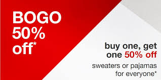 2017 black friday target diaper deal southernsavers target deal bogo 50 off sweaters and pajamas southern savers