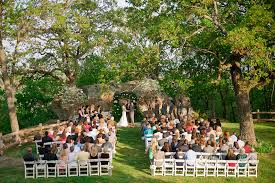 outdoor wedding venues in 5 rustic tulsa wedding venues