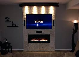 Wall Mounted Electric Fireplace Heater Slim Jackson Wall Mounted Electric Fireplace Line Built Mount