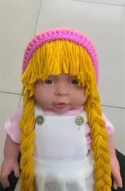 Cabbage Patch Kid Halloween Costume Quality Girls Pigtails Buy Cheap Girls Pigtails Lots
