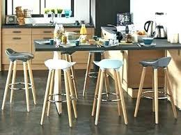 tabouret de bar de cuisine tabouret bar design bois table bar cuisine design cuisine bois