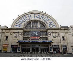 Winter Gardens Blackpool Postcode - blackpool empress ballroom and winter gardens lancashire uk stock