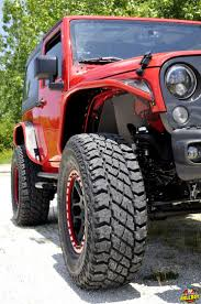 lifted jeep red 762 mejores imágenes de all things jeep en pinterest missouri
