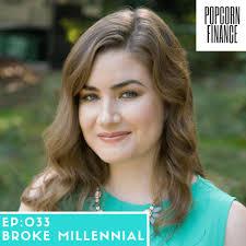 popcorn hairstyle episode 033 broke millennial erin lowry popcorn finance