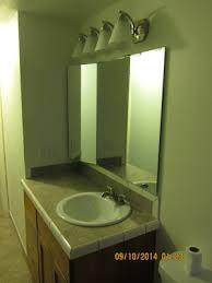 Tri Fold Bathroom Mirror by Tri Folding Vanity Mirror