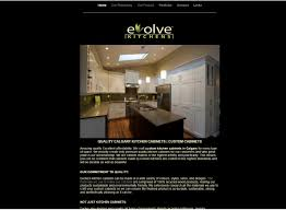 Calgary Kitchen Cabinets by New Website For Evolve U2013 We U0027re Really Proud Of This One Ducktoes