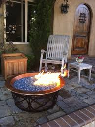 Fire Pit Logs by Lp Gas Fire Pit Table Glass Beads For Fireplace Outside Propane
