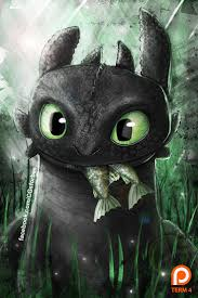 35 toothless dreamworks train dragon