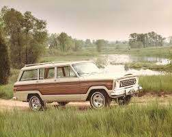 1970 jeep wagoneer interior jeep grand wagoneer returns in 2019 the best from 1961 1991