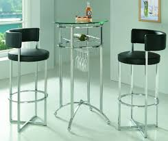 glass pub table and chairs glass pub table amazing furnishing all furniture with design 17 for