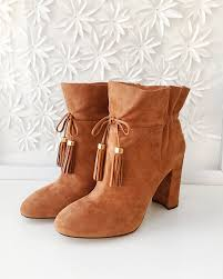 lyst ugg uptown emalie leather wedge boots in black coffee date no 18 a lonestar state of southern
