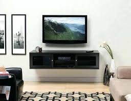 Hanging Tv Cabinet Design 2015 Wall Mounted Tv Stand Ideas Home Design Ideas