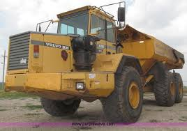 volvo haul trucks for sale 1994 volvo bm a35 articulated haul truck item f7007 sold