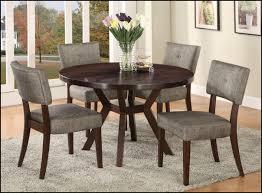 White Round Kitchen Table Set Prepossessing 60 Round Kitchen Table Design Ideas Of Best 25