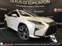pre owned 2017 lexus rx 350 demo unit luxury package 4 door