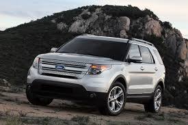 2012 Ford Exploer 2011 Ford Explorer Yes It Goes Off Road Too