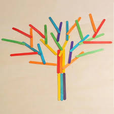 where can i buy lollipop sticks new 50 pcs wooden lollipop popsicle sticks party kids crafts