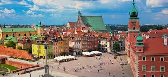 cheap 3 night break to warsaw including flights great hotel