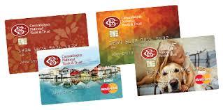 customized debit cards canandaigua national bank trust