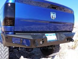 aftermarket dodge truck bumpers add r517301280103 honeybadger rear bumper dodge ram 2500 2010 2017