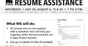 resume assistance presbyterian church of forest resume assistance