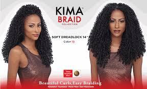 toyokalon soft dread hair harlem125 synthetic kanekalon toyokalon kima braid soft dreadlock 14