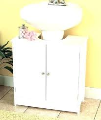 storage ideas for bathroom with pedestal sink bathroom pedestal cabinet bathroom under the sink storage a looking