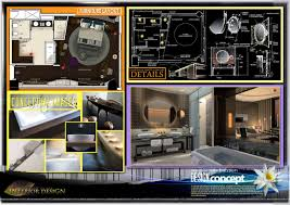 Online Interior Design Portfolio by Main Portfolio Nestorlazarte Rosales