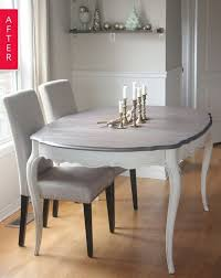 Dining Room Table Makeover Ideas Excellent Dining Room Table Refinishing Ideas 27 For Dining Room