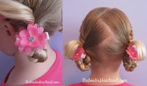 hairstyles using rubber bands 20 cute hairstyle ideas for little girls