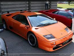 lamborghini diablo orange diablo sv my1999 diasv9920 hr image at lambocars com