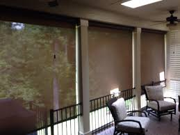 Roman Shades Over Wood Blinds Blindpros Custom Plantation Shutters Roman Shades Faux Wood