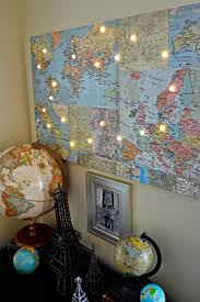 Diy World Map by Diy World Map With Lights U003e U003e U003e New Hazel U0026 Ruby Maps Of The World