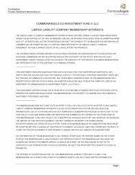 Sample Investment Agreement 40 Private Placement Memorandum Templates Word Pdf