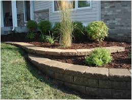 full image for fascinating landscaping a small sloped backyard