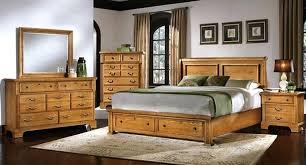 Bedroom Furniture Ni Solid Oak Bedroom Furniture Sgplus Me