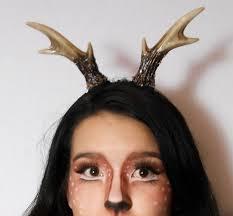 deer headband diy deer antler headband gineris