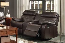 sofa 39 best leather reclining sofa best leather reclining